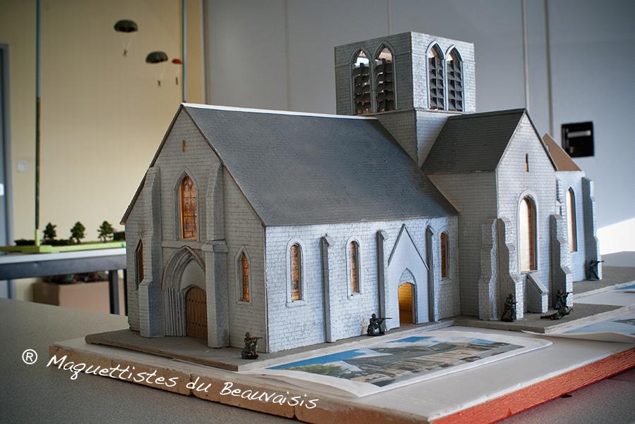 Sainte-Mére-Eglise 1/72
