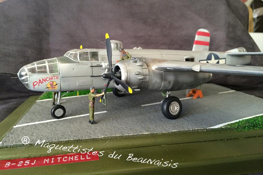B-25J MITCHELL 1/48
