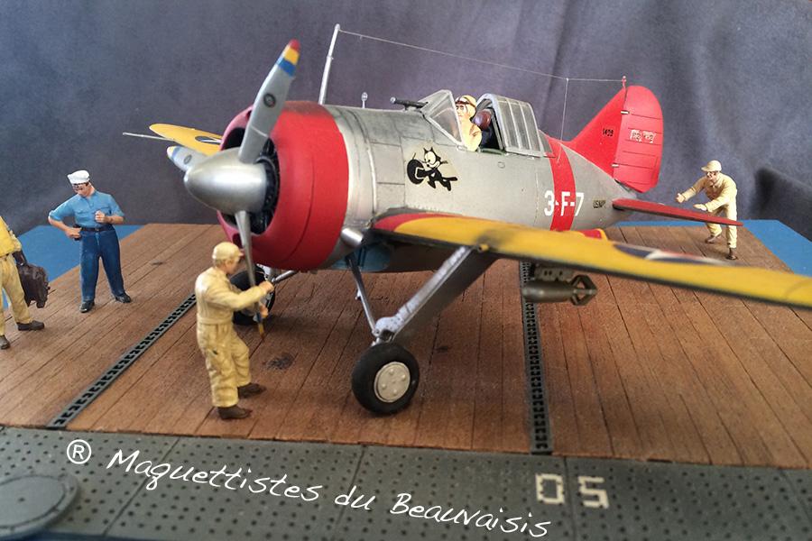 BREWSTER BUFFALO F2A