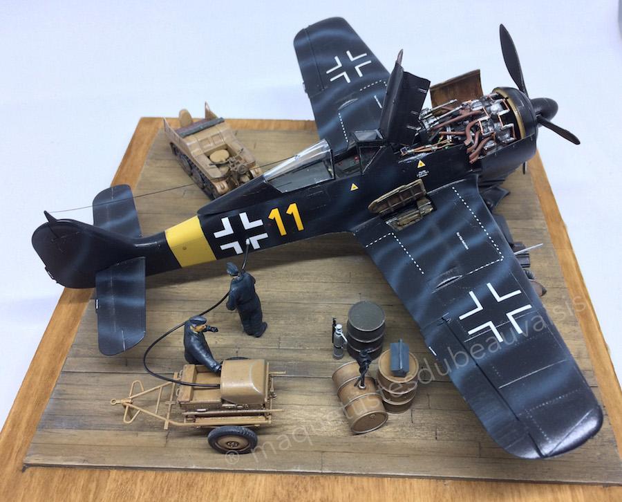 FW 190-A8 1/35