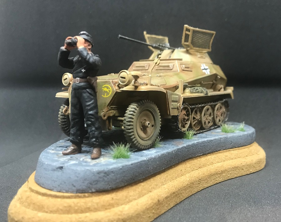 German Sd.Kfz.250 1/35