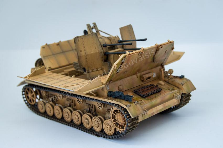 Flakpanzer 1/35