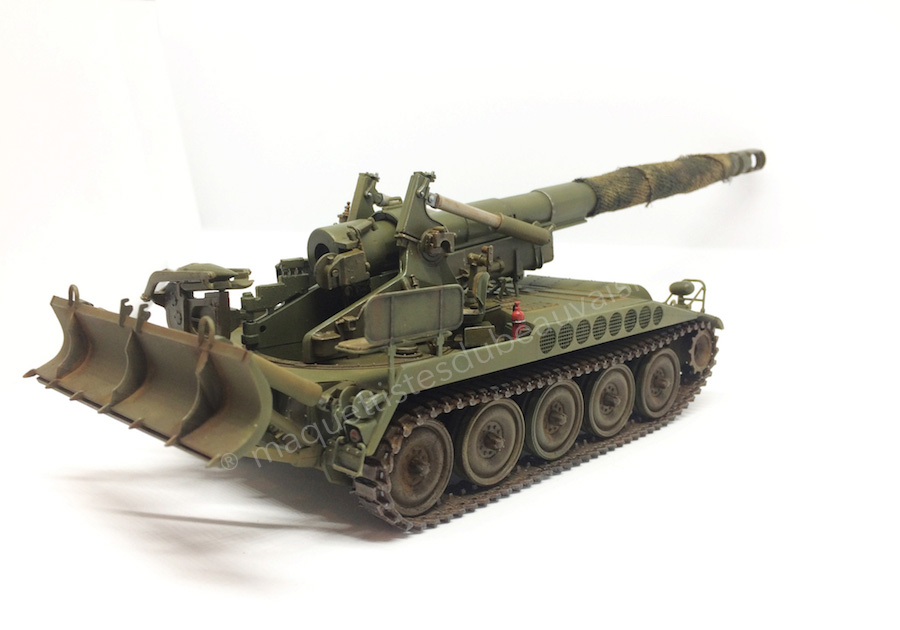 Obusier M110 A2 1/35