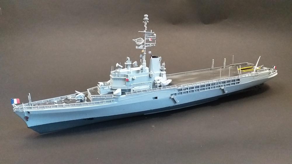 Flotte francaise 1/400